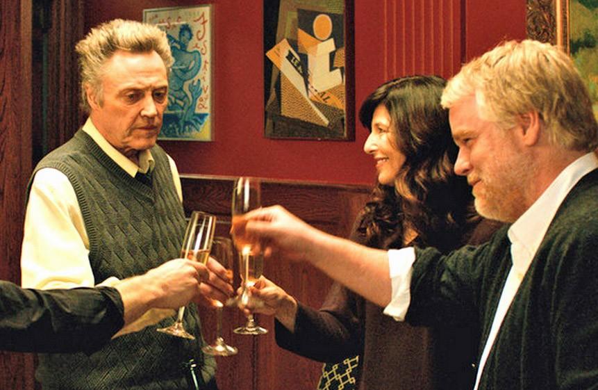 A Late Quartet Review (Drama, 2012)