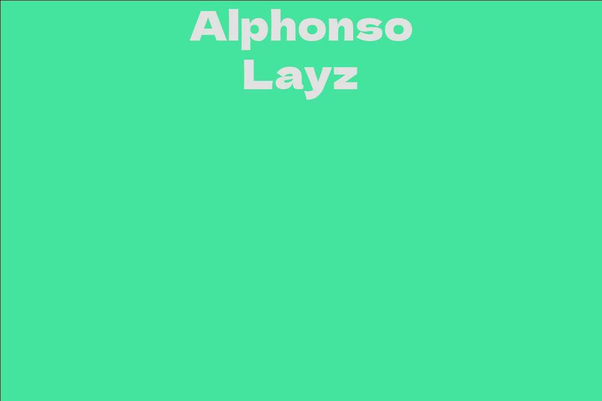 Alphonso Layz