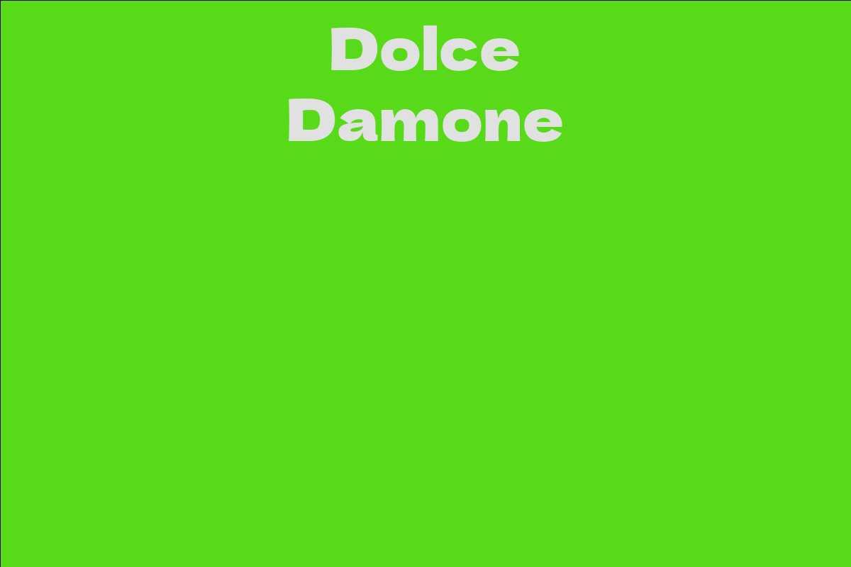 Dolce Damone