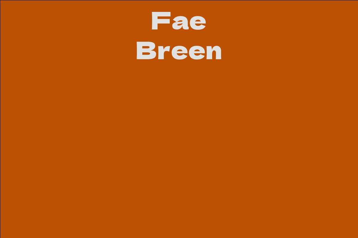 Fae Breen