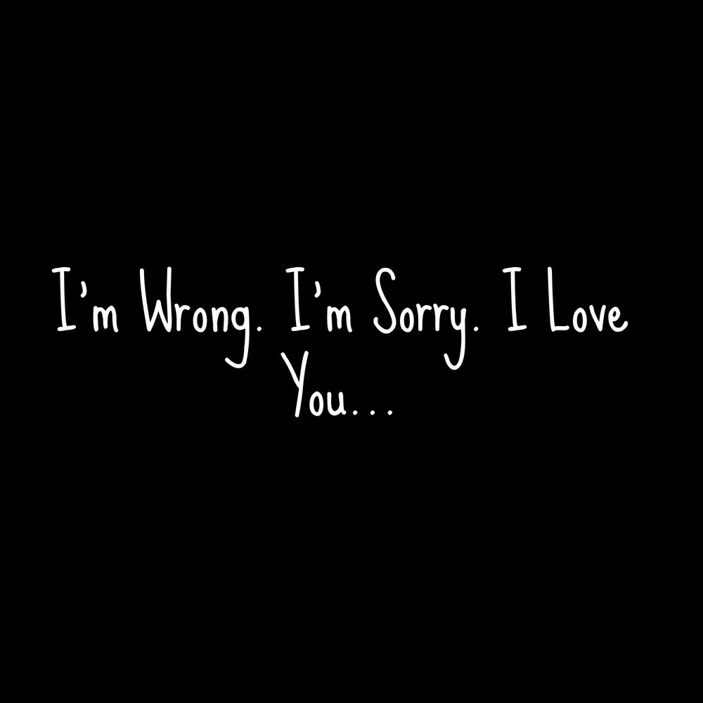 I was wrong, I'm sorry!