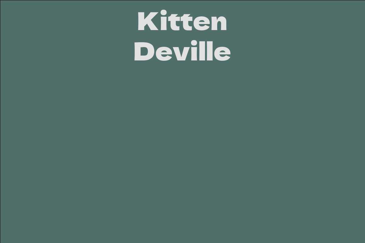 Kitten Deville