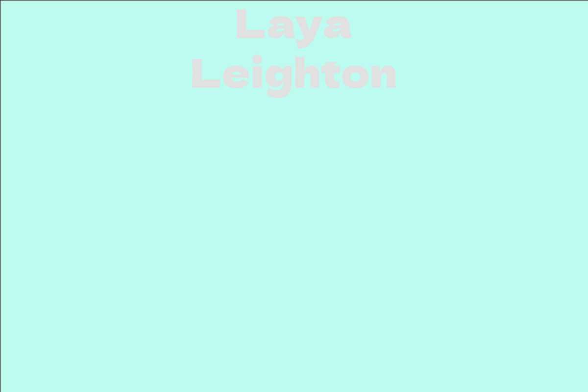 Laya Leighton