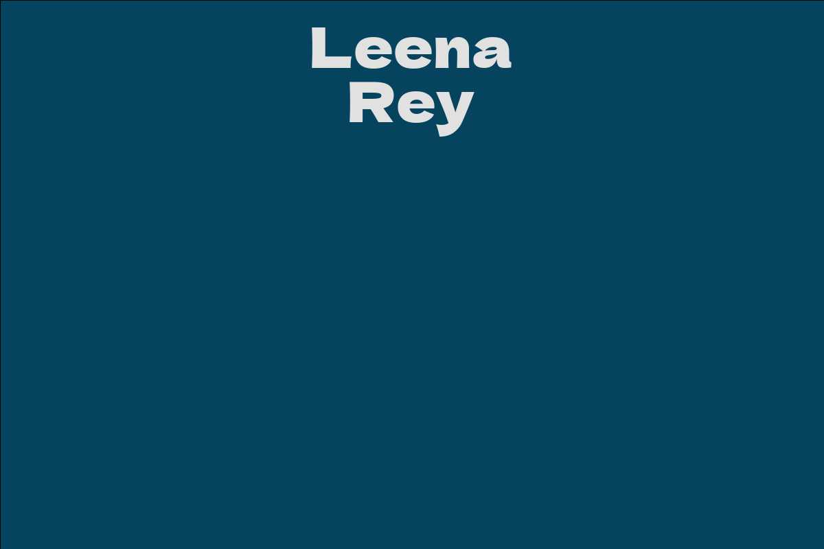 Leena Rey
