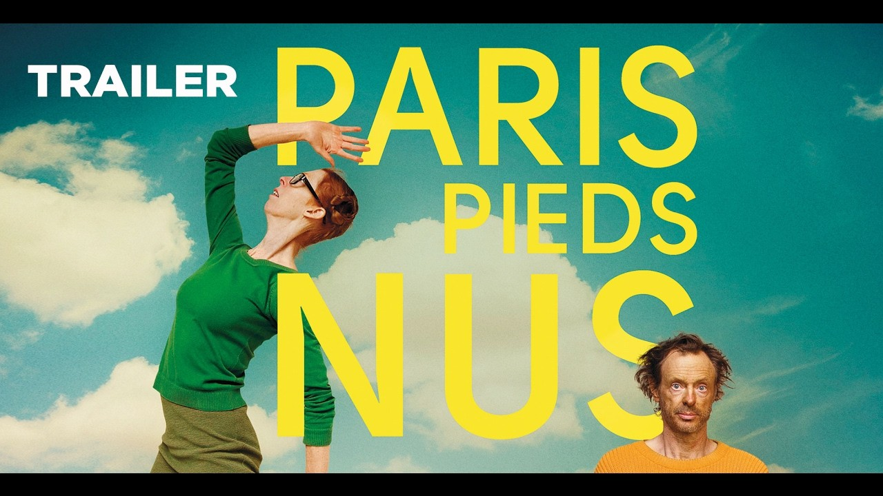 Paris Pieds Nus Review (Arthouse Comedy, 2020)