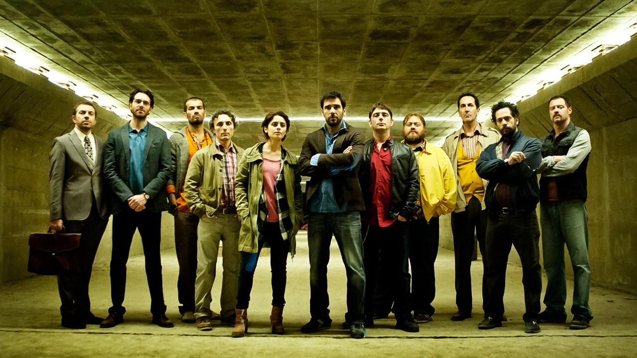 Smetto Quando Voglio Review (Criminal Comedy, 2014)
