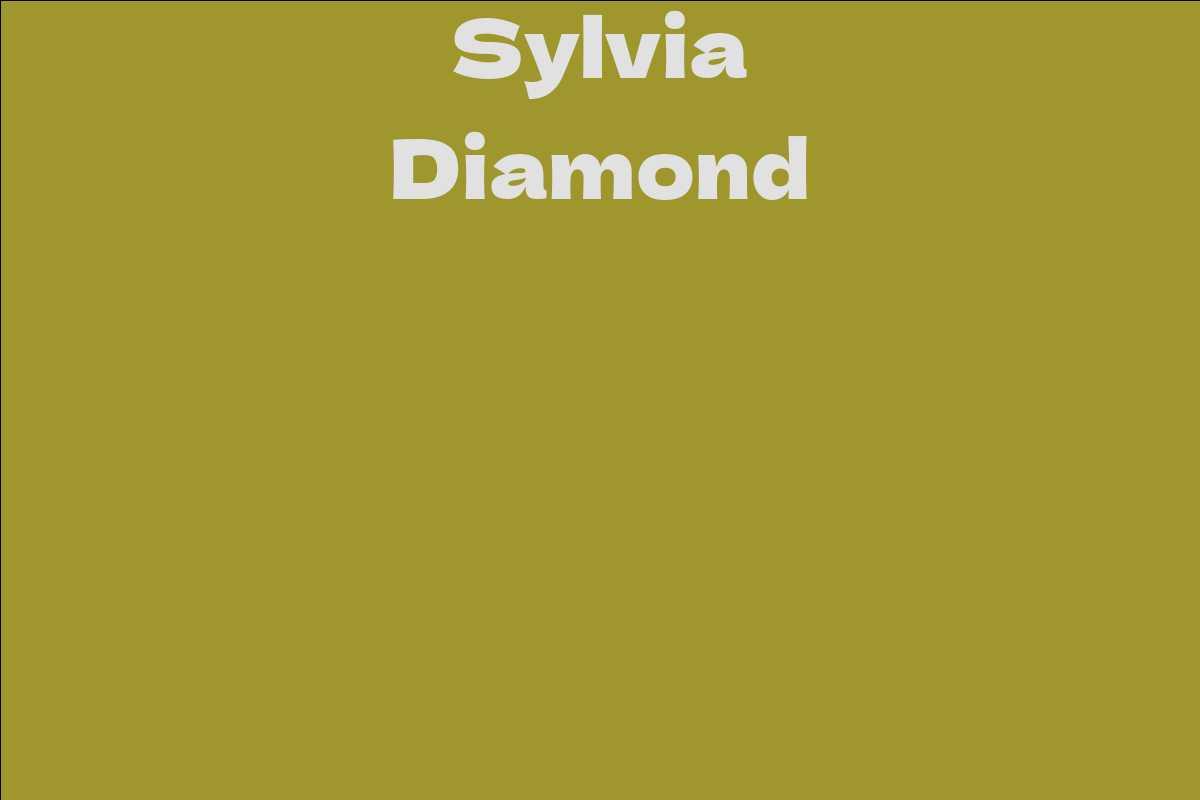 Sylvia Diamond