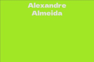 Alexandre Almeida