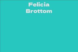 Felicia Brottom