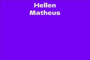Hellen Matheus