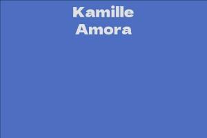 Kamille Amora