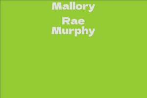 Mallory Rae Murphy
