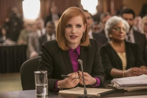 Miss Sloane Review (Political Melodrama, 2016)