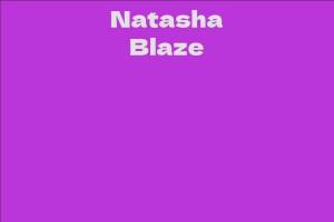 Natasha Blaze